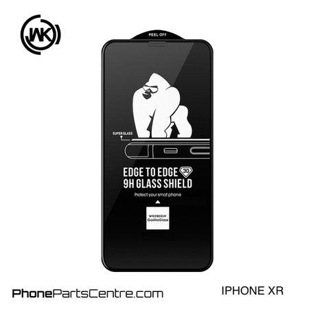 WK WK King Kong 3D glass iPhone XR (5 pcs)