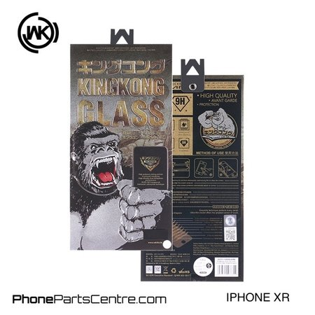 WK WK King Kong 3D Scherm iPhone XR (5 stuks)