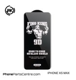 WK WK King Kong 9D Scherm iPhone XS Max (10 stuks)