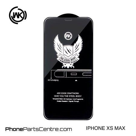 WK WK King Kong 4D glass iPhone XS Max (5 pcs)
