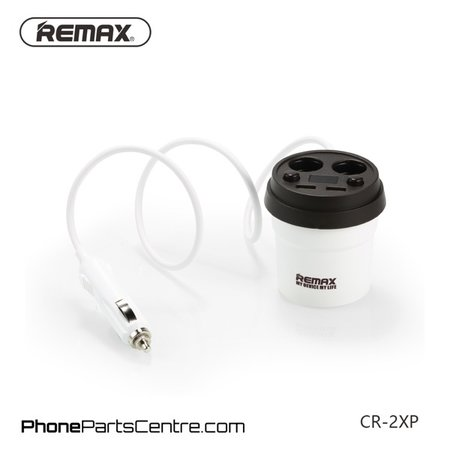 Remax Remax Coffee Cup Car Charger 2 USB CR-2XP (5 pcs)
