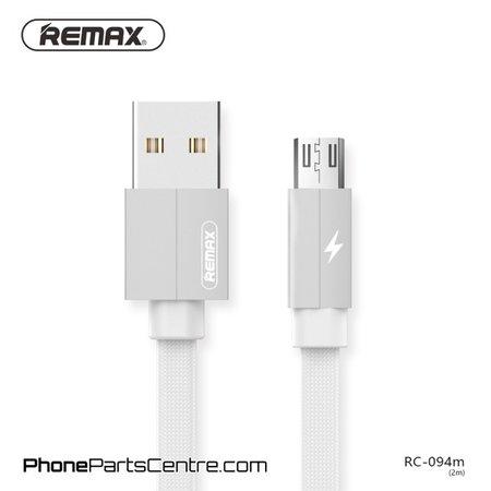 Remax Remax Kerolla Micro-USB Kabel RC-094m 2m (10 stuks)