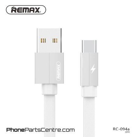 Remax Remax Kerolla Type C Kabel RC-094a 2m (10 stuks)