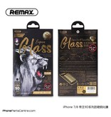 Remax Remax Emperor 9D Privacy Tempered glass GL-32 voor iPhone 7 (5 stuks)