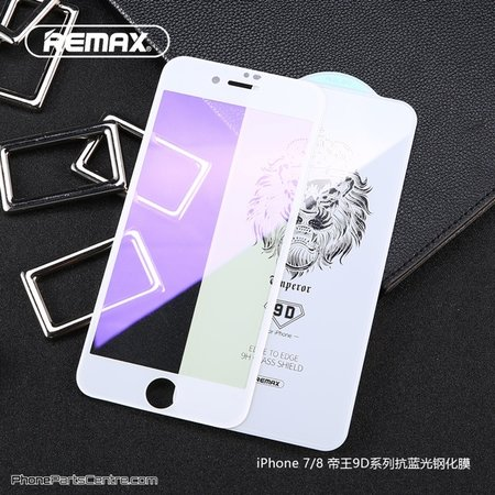 Remax Remax Emperor 9D Anti Blue-ray Tempered glass GL-32 voor iPhone 7 (10 stuks)