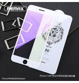 Remax Remax Emperor 9D Anti Blue-ray Tempered glass GL-32 voor iPhone 7 Plus (10 stuks)