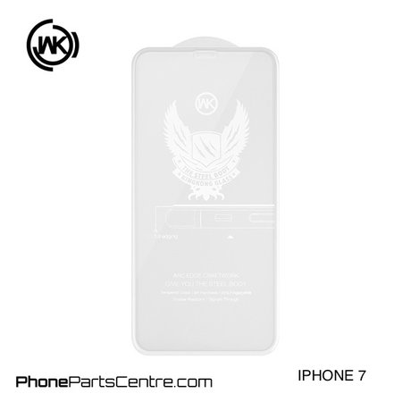 WK WK King Kong 5D Scherm iPhone 7 (5 stuks)
