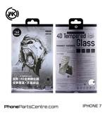 WK WK King Kong 4D Scherm iPhone 7 (5 stuks)
