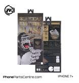 WK WK King Kong 3D glass iPhone 7 Plus (5 pcs)
