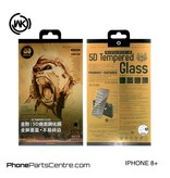 WK WK King Kong 5D Scherm iPhone 8 Plus (5 stuks)