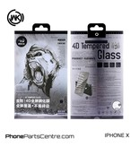 WK WK King Kong 4D glass iPhone X (5 pcs)