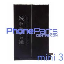 Battery for iPad mini 3 (2 pcs)