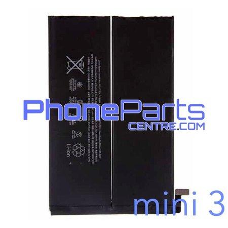Batterij voor iPad mini 3 (2 stuks)