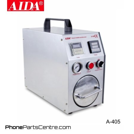 Aida Aida A-405 Mini Bubble Remover Machine (1 stuks)