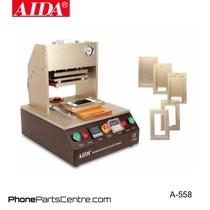 Aida A-558 Frame Pneumatic Pressure Machine (1 stuks)