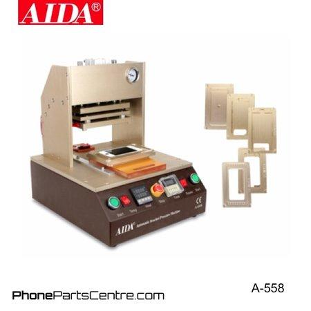Aida Aida A-558 Frame Pneumatic Pressure Machine (1 stuks)
