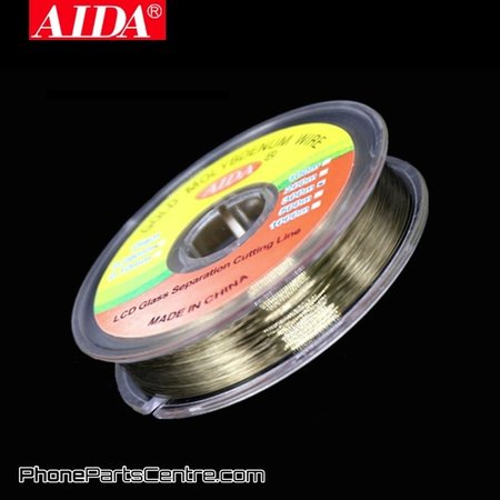 Aida Aida Gold Molybdenium Line Wire 0,08mm x 100 meter (5 pcs)
