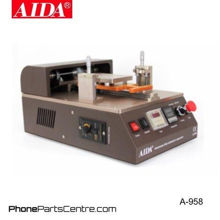 Aida Aida A-958 LCD Separate Aluminium Alloy Automatic Machine (1 pcs)