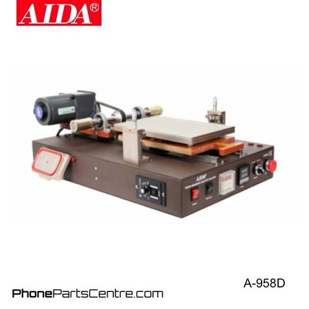 Aida Aida A-958D LCD Tablet Automatic Separate Machine (1 stuks)