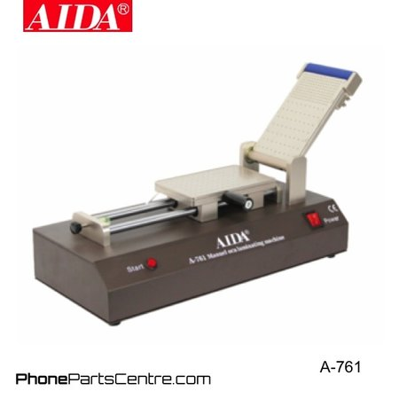 Aida Aida A-761 OCA Manual Film Machine with vacuum pump (1 pcs)