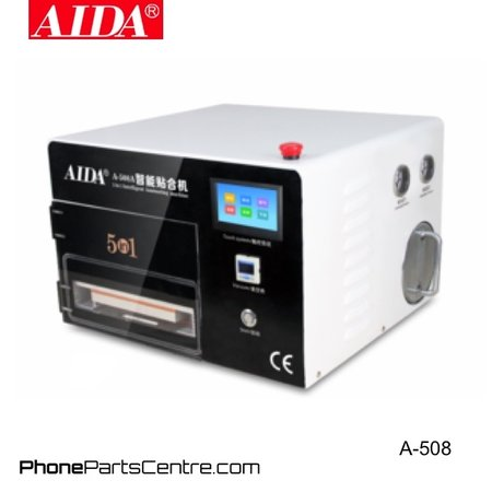 Aida Aida A-508 Laminating 5 in 1 Smart Touch Machine (1 stuks)