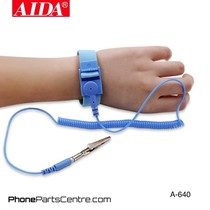 Aida A-640 Anti-static Bracelet Repair Tool (5 pcs)
