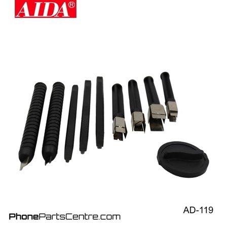 Aida Aida AD-119 Opening Tool Set (5 pcs)