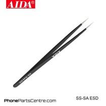 Aida SS-SA ESD Tweezers Repair Tool (5 stuks)