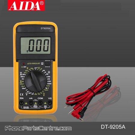 Aida Aida DT-9205A Multimeter Machine (1 stuks)