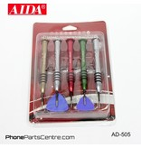 Aida Aida AD-505 Screwdriver Repair Set (2 stuks)