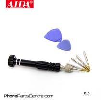 Aida S-2 Screwdriver Repair Set (2 stuks)