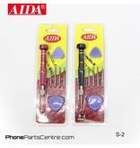 Aida Aida S-2 Screwdriver Repair Set (2 stuks)
