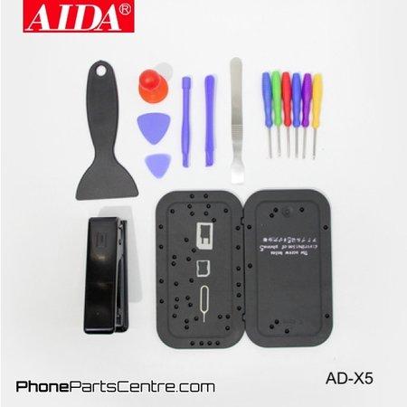 Aida Aida AD-X5 Nano Card Cutter & Screwdriver Repair Set (2 stuks)