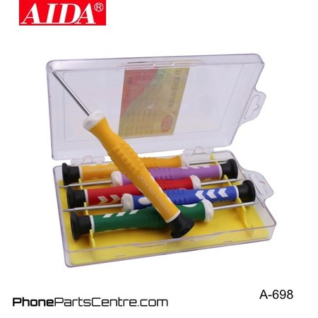 Aida Aida A-698 Screwdriver Repair Set (2 stuks)