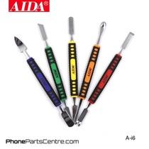Aida A-i6 Screwdriver Repair Set (2 stuks)