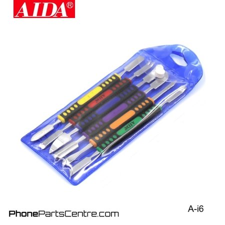 Aida Aida A-i6 Screwdriver Repair Set (2 stuks)