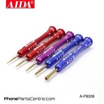 Aida A-P8308 Screwdriver Repair Set (2 stuks)