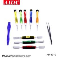 Aida AD-3010 Screwdriver Repair Set (2 stuks)