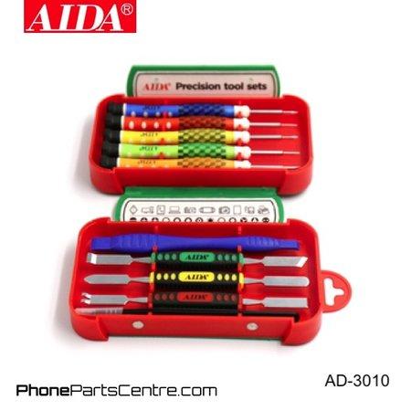 Aida Aida AD-3010 Screwdriver Repair Set (2 stuks)