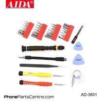 Aida AD-3801 Screwdriver Repair Set (2 pcs)