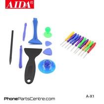 Aida AD-X1 Screwdriver Repair Set (2 stuks)