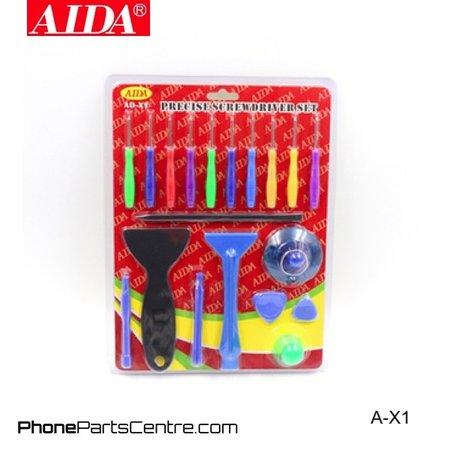 Aida Aida AD-X1 Screwdriver Repair Set (2 stuks)