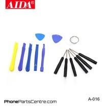 Aida A-016 Screwdriver Repair Set (2 stuks)