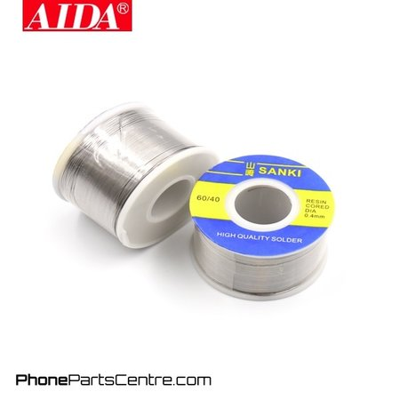 Aida Aida Tin Solder Wire 0.4 mm 60/40 (5 pcs)