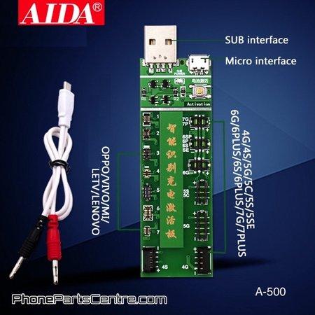 Aida Aida A-500 Battery Activator Test Machine (1 stuks)