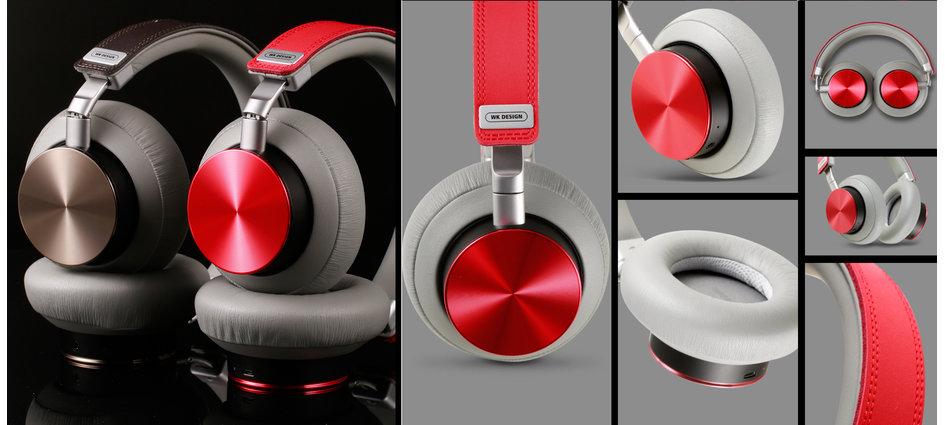 WK headphones