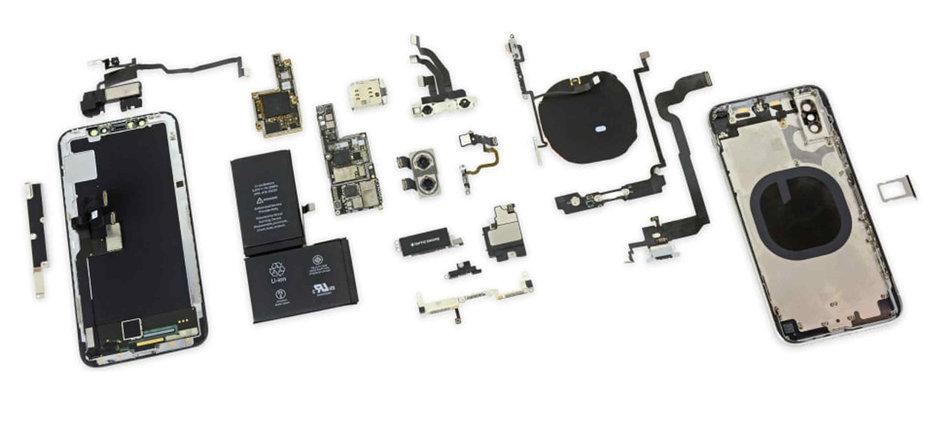 Smartphone parts