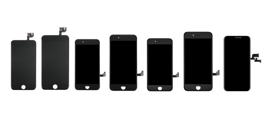 Telefoon LCD's & onderdelen