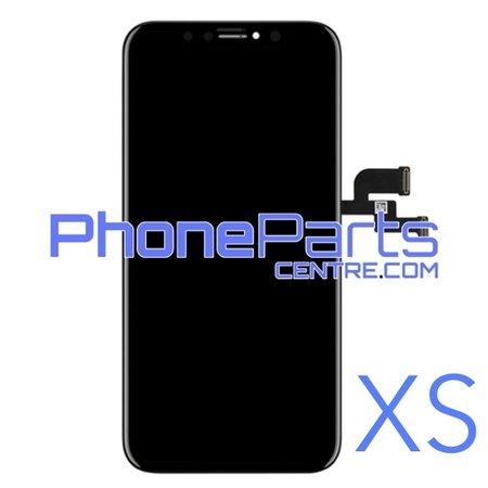 LCD scherm met touchscreen premium kwaliteit voor iPhone XS
