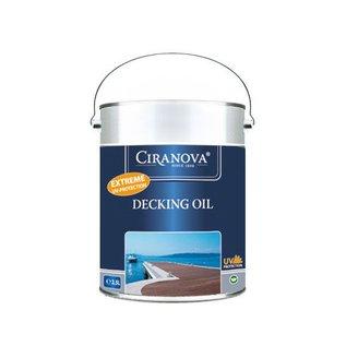 Ciranova Decking Oil Ddonker Grijs 7729